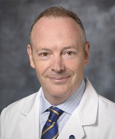 Dermot McGovern, MD, PhD, FRCP