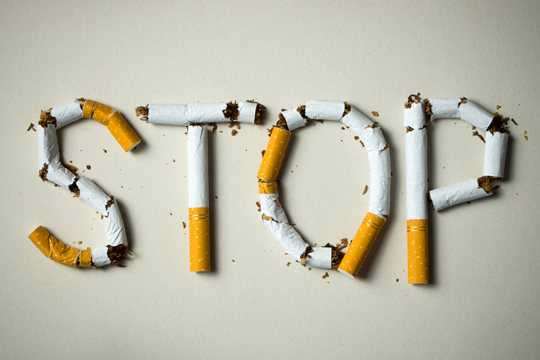 Quitting Smoking When You Already Have Lung Cancer: Does It Matter?