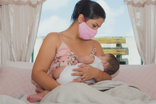 Breastfeeding and Coronavirus: My Experience From the Frontlines With an Infected Mom