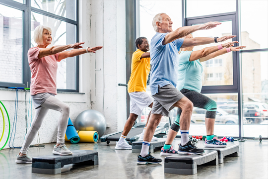 An Updated Cochrane Review: Can Exercise Reduce Falls in Our Elderly Population? Which Exercises Show Proof?